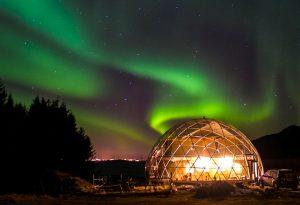 5 lợi thế khiến nhà tròn lắp ráp được dựng ở Bắc Cực?