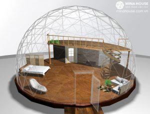 Bản vẽ thiết kế mẫu homestay tiết kiệm chi phí nhà đầu tư