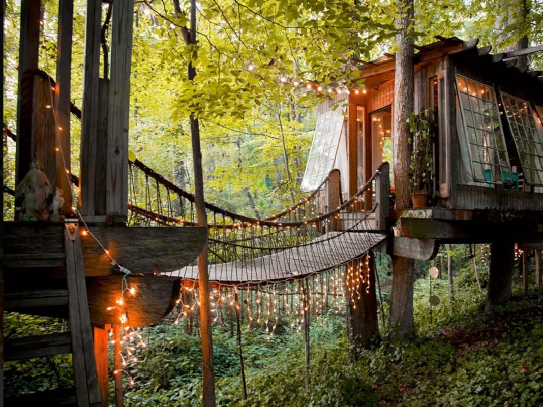 Homestay đẹp nhất thế giới tại Georgia