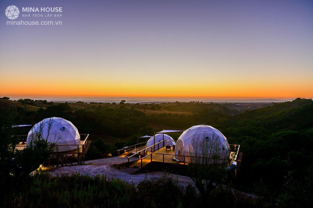 Thiết kế resort mini tận dụng tối đa vị trí du lịch đẹp