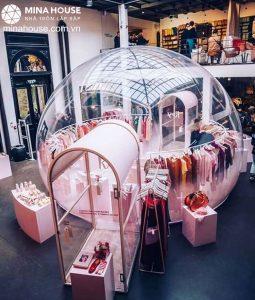 Shop bong bóng cho bán hàng Thời trang – Mỹ phẩm