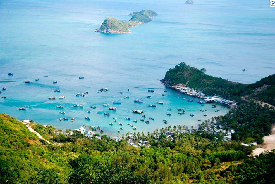 Du lịch đảo Nam Du nét đẹp non nước hữu tình ít ai biết đến
